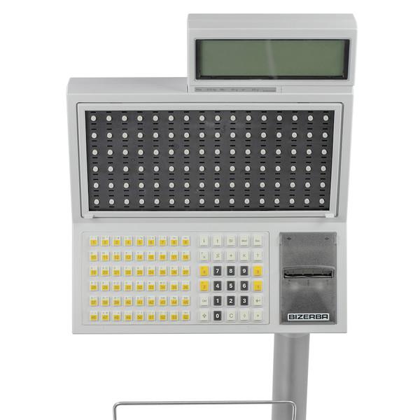 Bizerba SC500 myymälävaaka näyttö