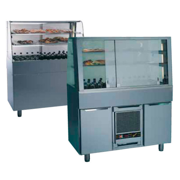 Kylmälasikko BI-800/3K